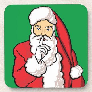 Porta Copos Natal Papai Noel
