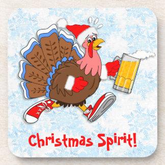 Porta Copos Natal Turquia Tipsy (cerveja)
