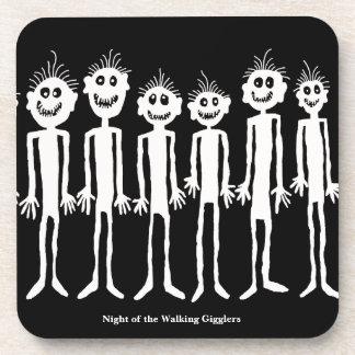 Porta-copos Noite do Petroglyph de passeio de Gigglers