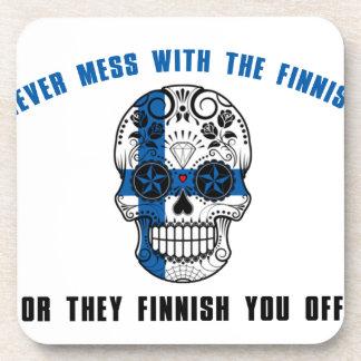 Porta-copos nunca suje com uma multa sh