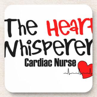 Porta-copos Nutra o whisperer do coração