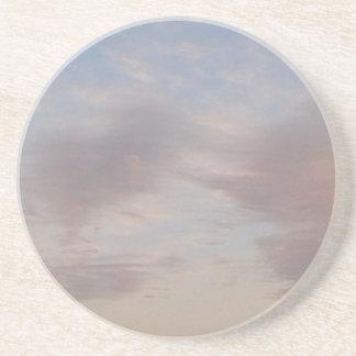 Porta-copos Nuvens coloridas