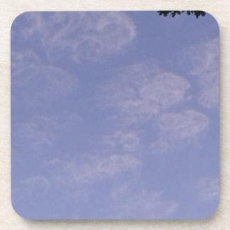 Porta Copos Nuvens estranhas 1