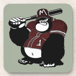 Porta Copos O clube de basebol do gorila
