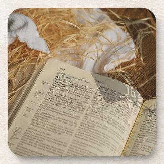 Porta-copos O presente do Natal espalhou o evangelho