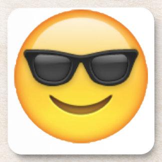Porta-copos Óculos de sol - Emoji