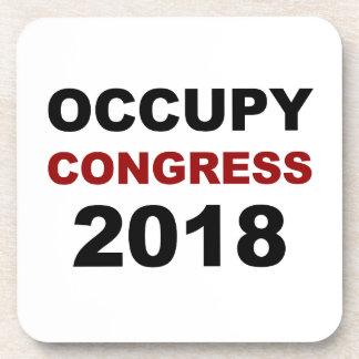 Porta Copos Ocupe o congresso 2018