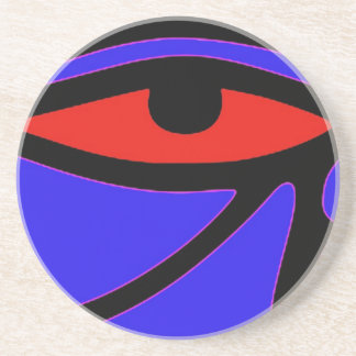 Porta-copos Olho de Horus