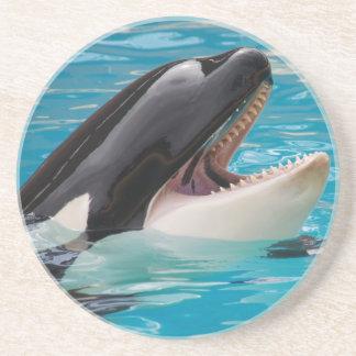 Porta-copos Orca, baleia de assassino