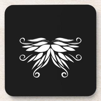 Porta Copos Ornamento brancos pretos do Nordic de Sibéria