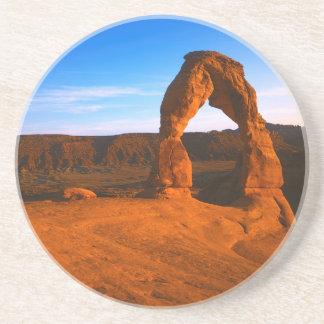 Porta-copos Os EUA, Utá, arqueiam o parque nacional, arco