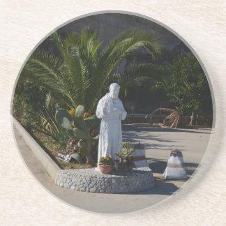 Porta-copos Padre Pio