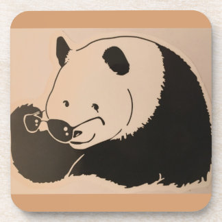 Porta Copos Panda legal com máscaras