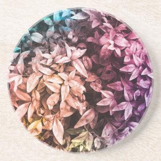 Porta-copos Para o amor da doação - multi floral