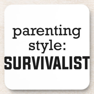 Porta Copos Parentalidade do Survivalist