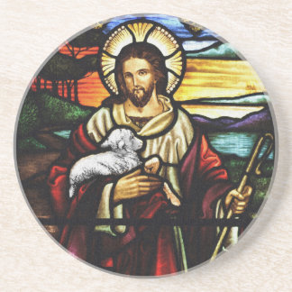 Porta-copos Pastor e seus carneiros StJohnsAshfiel
