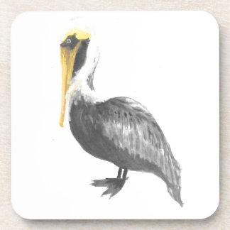 Porta-copos Pelicano de Brown