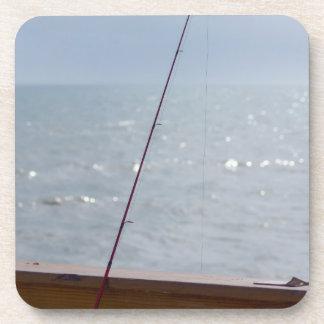 Porta-copos Pesca do cais do cacau