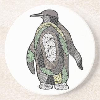 Porta-copos Pinguim