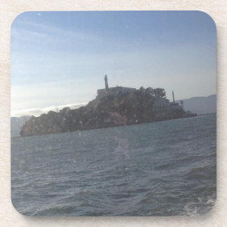 Porta copos plástica dura de Alcatraz