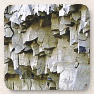 Porta Copos plissados aleatórios da rocha