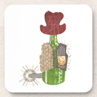 Porta Copos Portas copos do plástico do vaqueiro da garrafa