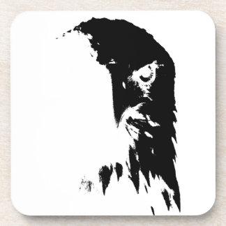 Porta Copos Portas copos pretas & brancas da águia americana