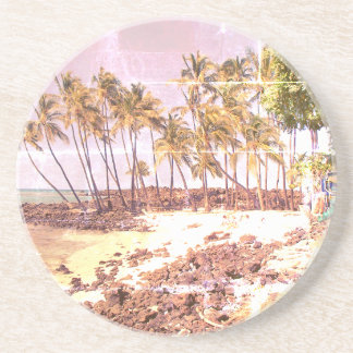 Porta-copos Praia grande da ilha