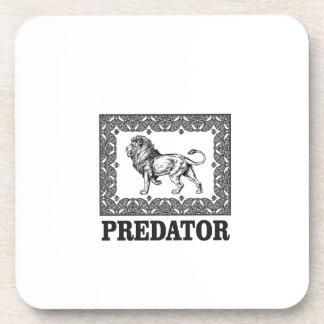 Porta Copos Predador o leão