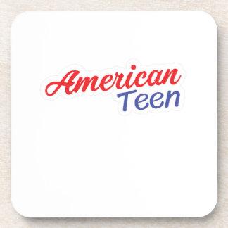 Porta-copos Presentes americanos adolescentes da camisa do
