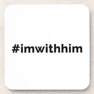 Porta Copos Presidente Trunfo Apoio do #imwithhim