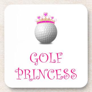 Porta Copos Princesa do golfe