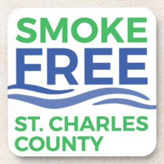 Porta Copos Produtos sem fumo do STC