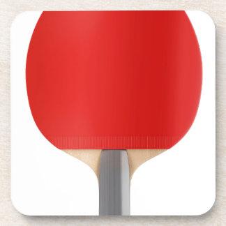 Porta Copos Raquete de ténis de mesa