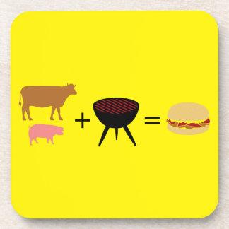Porta Copos Receita do hamburguer do bacon