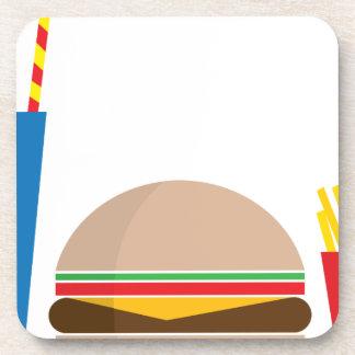 Porta Copos refeição do fast food