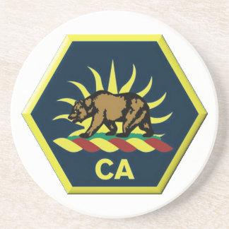 Porta-copos Reserva militar de Califórnia