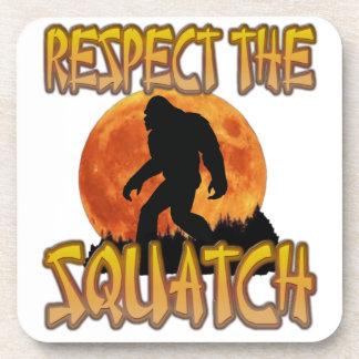 Porta Copos Respeite o Squatch