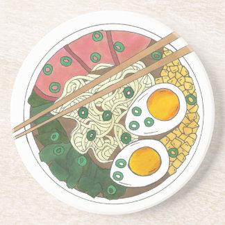 Porta-copos Restaurante japonês Foodie da comida da bacia dos
