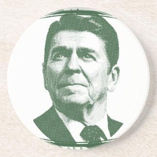 Porta-copos Ronald Reagan uma nação sob o deus