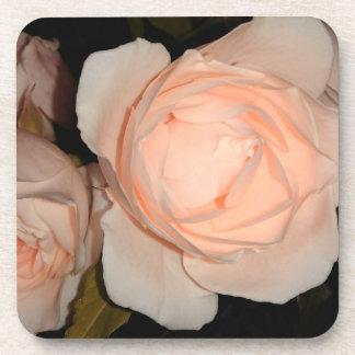 Porta Copos Rosa claro da cor do pêssego