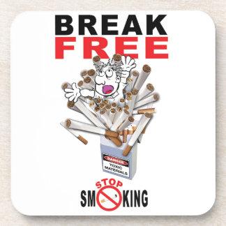 Porta Copos RUPTURA LIVRE - pare de fumar