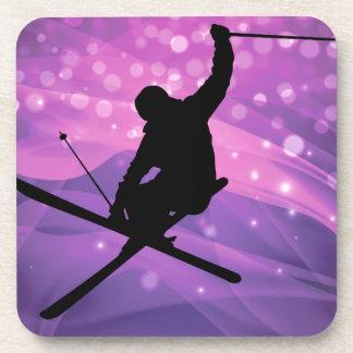 Porta Copos Salto de esqui