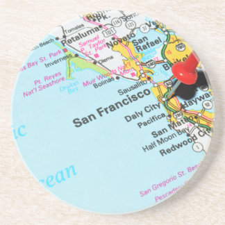 Porta-copos San Francisco, Califórnia