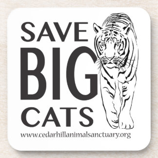 Porta Copos SaveBigcats