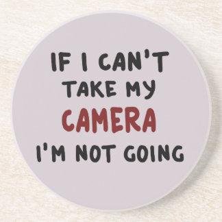 Porta-copos Se eu não posso tomar minha câmera…