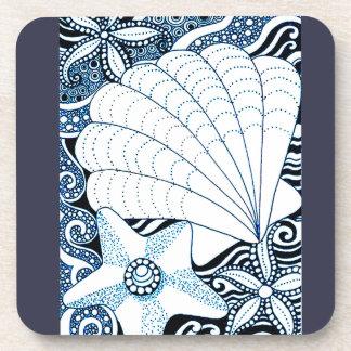 Porta Copos Seashells