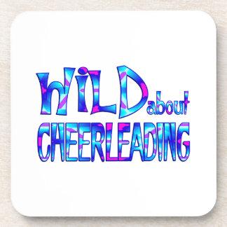 Porta-copos Selvagem sobre Cheerleading