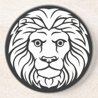 Porta-copos Sinal do zodíaco do leão de Leo