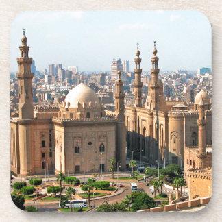 Porta Copos Skyline de Cario Egipto